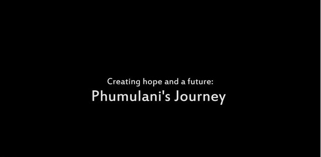 Phumalani's journey of hope (CSTL training video)